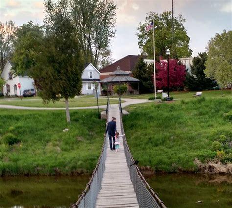 croswell swinging bridge explore some hidden gems along michigan s thumb coast