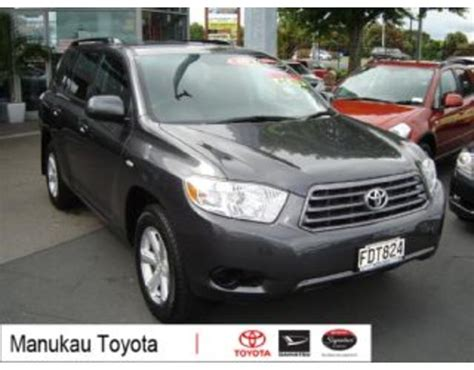 Toyota 3 5 V6 Toyota Highlander 3 5 V6 Photos And Comments Www