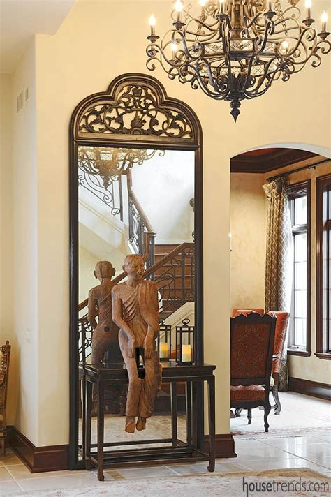 foyer mirrors 1000 ideas about foyer mirror on entrance
