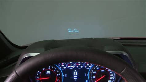 2010 camaro heads up display heads up display camaro6