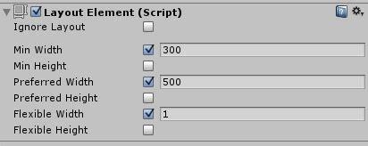 unity ugui layout element layoutelement 01 arkai studio