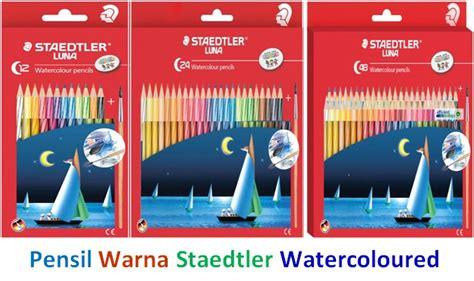 Dijamin Pensil Warna 12 Lyra Aman Dan Bagus staedtler pensil terbaik untuk anak