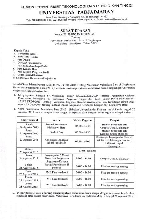 format lop surat contoh surat izin sosialisasi penerimaan siswa baru