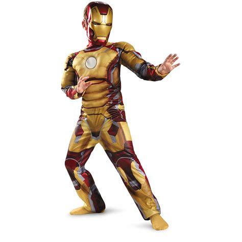 boys iron man mark halloween costume walmartcom