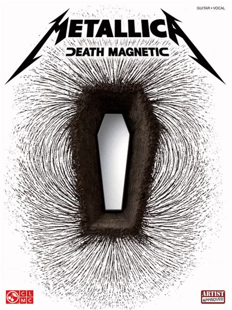 metallica death magnetic metallica death magnetic sheet music by metallica