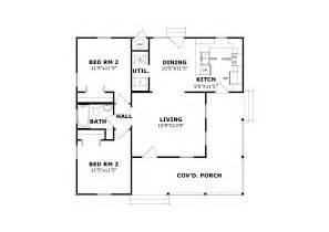 simple floor plan pdf ahomeplan com small house floor plan small two bedroom house plans