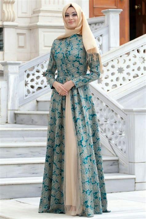 Gamis Batik Modern C 530 الحجابات 2018