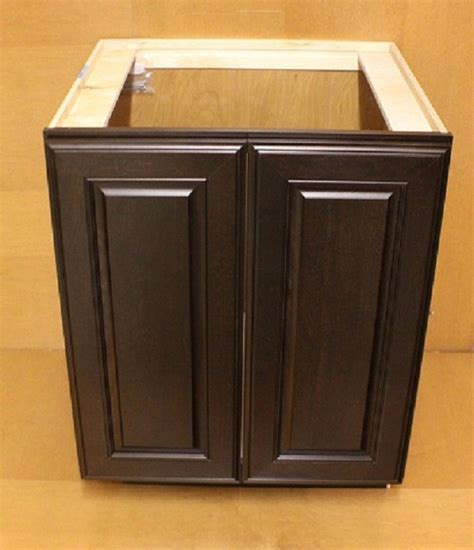 Kitchen Base Cabinet As Bathroom Vanity Kraftmaid Cherr Bathroom Vanity Sink Base Cabinet 27 Quot Ebay