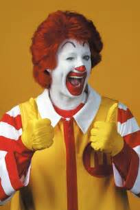 ronald donald clownlivesmatter maybe but they re banned in