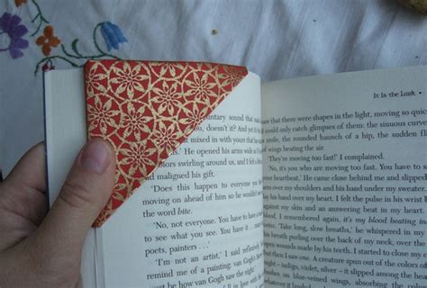 How To Make A Bookmark Out Of Paper For - how to make bookmarks out of paper