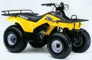 Suzuki 160 Atv Suzuki Quadrunner Lt160e Lt F160 Ltf160 Lt160 Manual