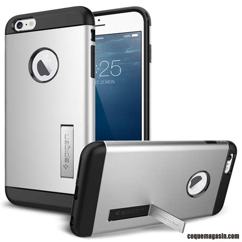 coque iphone 6 plus silicone or etui pour telephone iphone 6 plus accessoires portable kaki