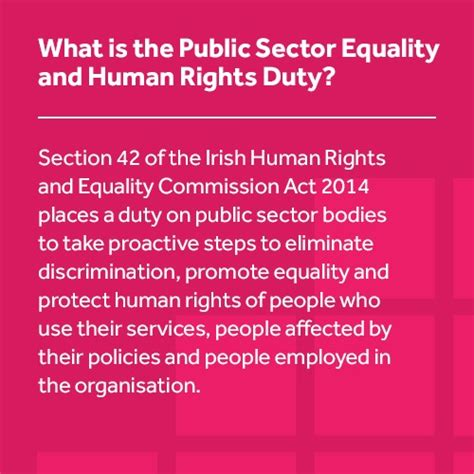 section 3 of the human rights act public sector equality and human rights duty ihrec