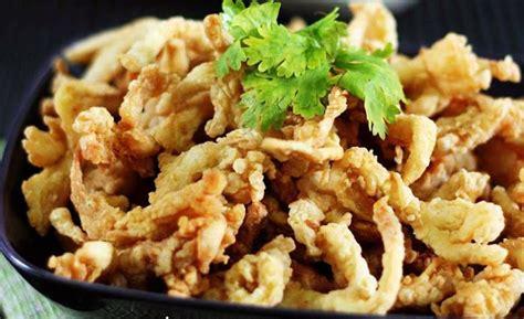 cara membuat jamur crispy agar tetap renyah jamur crispy gurih ala chef yohanes eka chandra yohanes