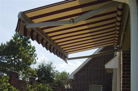 retractable fabric awning awning fabric rainier shade