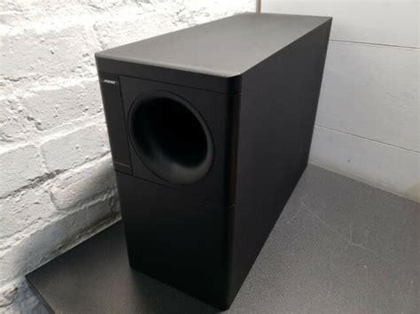 bose acoustimass  speaker system  sale  ebay
