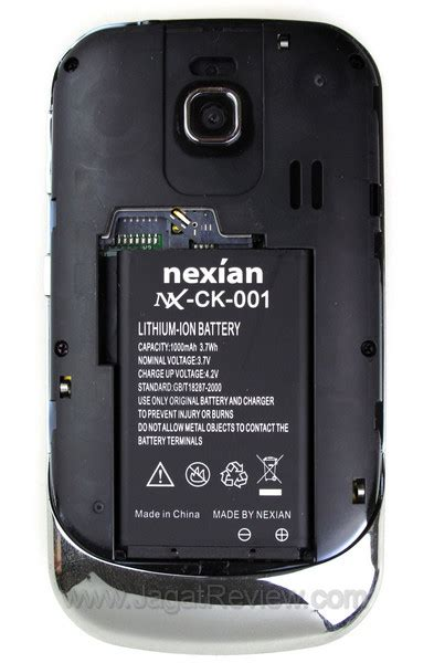 Speed 338 Dual Gsm nexian speed 2 w750 qwerty 3g dual gsm murah pula