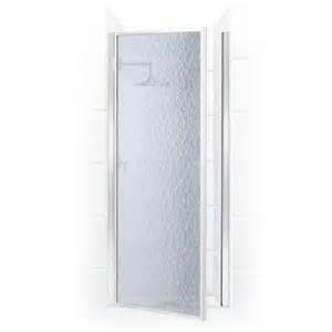coastal shower doors legend series 24 in x 64 in framed