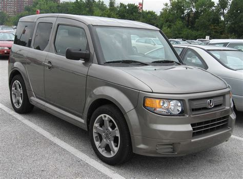 how cars run 2007 honda element parking system image gallery element sc