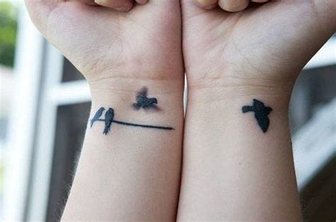 Flying Bird Tattoos On Wrist Top 10 Black And Grey Wrist Tattoos