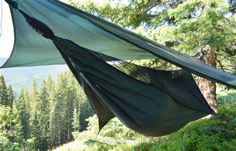Hennessy Expedition Hammock gear review hennessy expedition asym zip hammock shoulders of giants