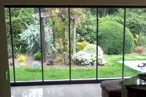 Curtain Ideas For Sliding Patio Doors Should I Have Curtains On My Folding Sliding Doors Mad