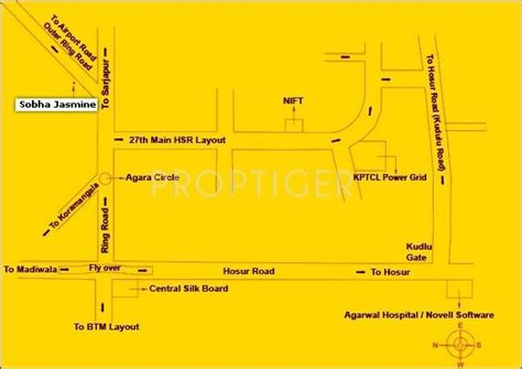 sobha jasmine floor plan 2880 sq ft 4 bhk 5t apartment for sale in sobha limited