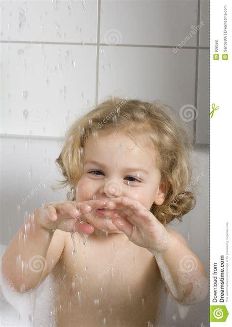 girl bathing bathroom girl taking a bath royalty free stock photos image 908698