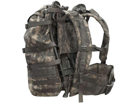 multicam large rucksack surplus molle ii large rucksack complete assembly
