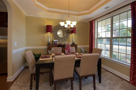 Dining Room Tray Ceiling gorgeous dining room with tray ceiling for the home