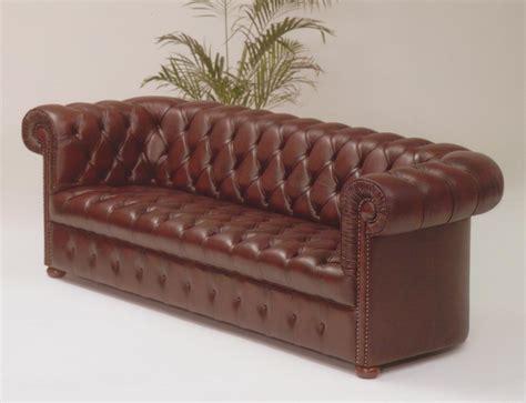 original chesterfield sofa original chesterfield sofa i klassisk l 230 der og solid kvalitet