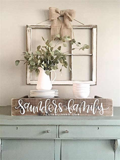 Home Decor Style Names 40 Pieces Of Farmhouse Decor To Use All Around The House