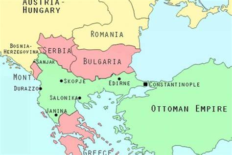 Ottoman Empire Balkans World War World History Upscfever