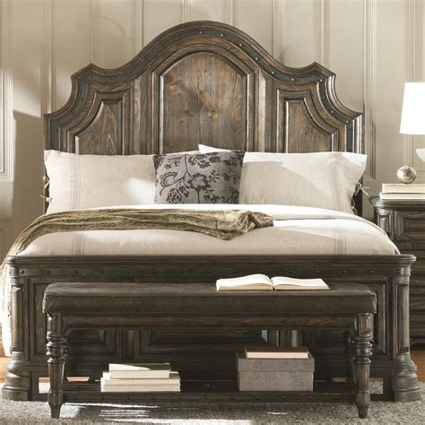 coaster carlsbad panel bed with framing rife s