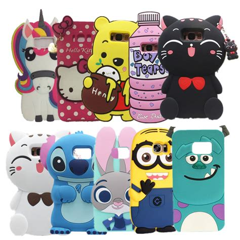 Samsung Galaxy J1 Mini 3d Sulley Stitch Soft Casing Bumper 3d rabbit sulley stitch unicorn soft silicone for samsung galaxy s8 kitten