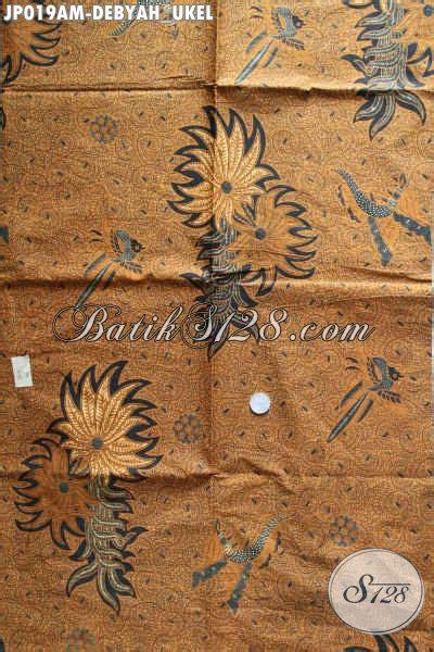 Kain Batik Jarik Asli 3 kain batik jarik printing motif debyah ukel batik halus