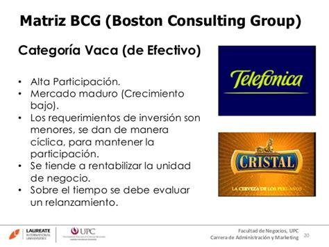 matriz boston consulting group de upc am75 sesi 243 n7 postura competitiva