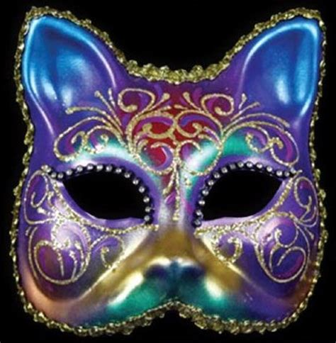 mardi gras cat mask 19 best images about cat mask ideas on cat mask masquerades and masks