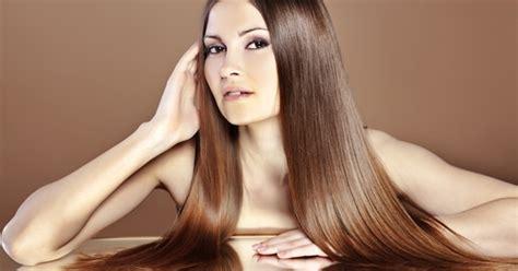 tutorial rambut lurus tutorial rambut meluruskan rambut secara alami