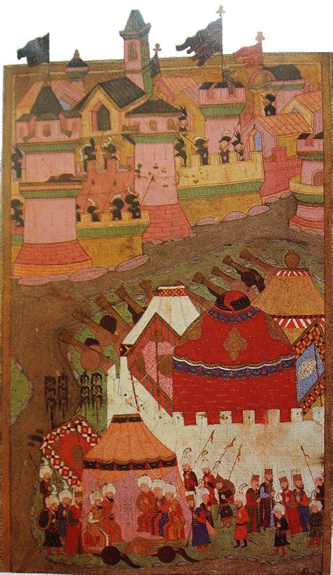 ottoman siege of vienna the middle east as seen through foreign eyes antiquity to