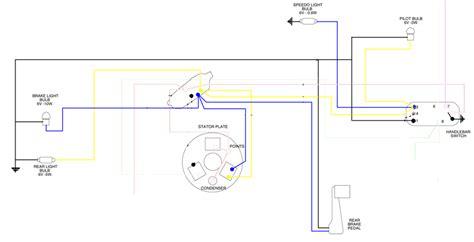 vespa sprint wiring diagram 12 volt conversion farmall m