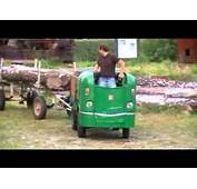 Dieselkarren DK 3 U Multicar M21Ameise  YouTube