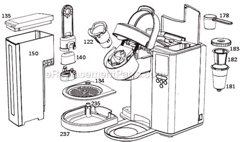 Breville BKC700XL Parts List and Diagram : eReplacementParts.com