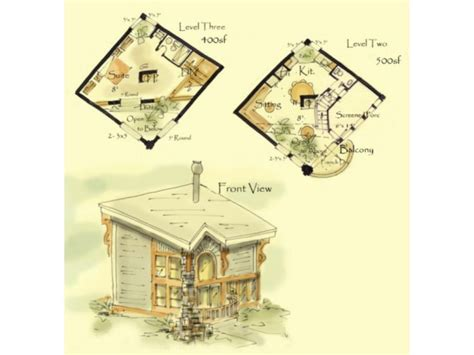 wee house plans 17 best images about wee storybook cottages on pinterest cabin plan front and