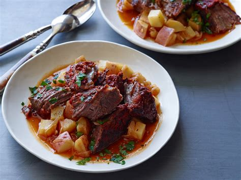 good eats beef stew recipe alton brown food network