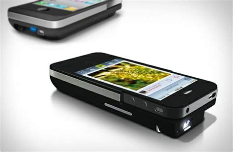 iphone projector iphone pocket projector