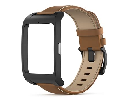 new sony sw3 band announced at ces sony smartwatch 3