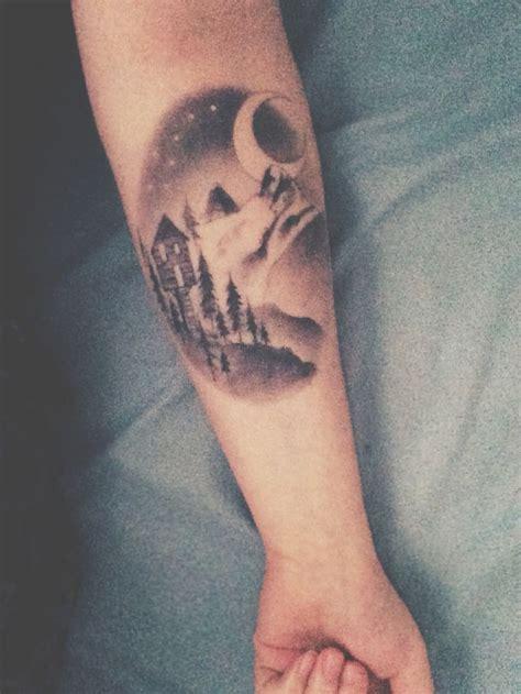 gastown tattoo parlour instagram 24 best tattoo mountain moon images on pinterest tattoo
