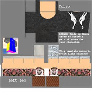 free clothing templates roblox