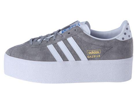 Adidas Flatform Suede 3 adidas originals gazelle og platform up ef shipped free